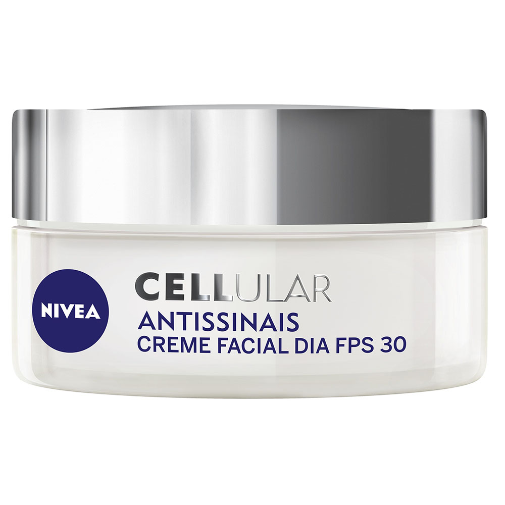 Creme Nivea Cellular Facial Antissinais Dia Fps30 - Pc