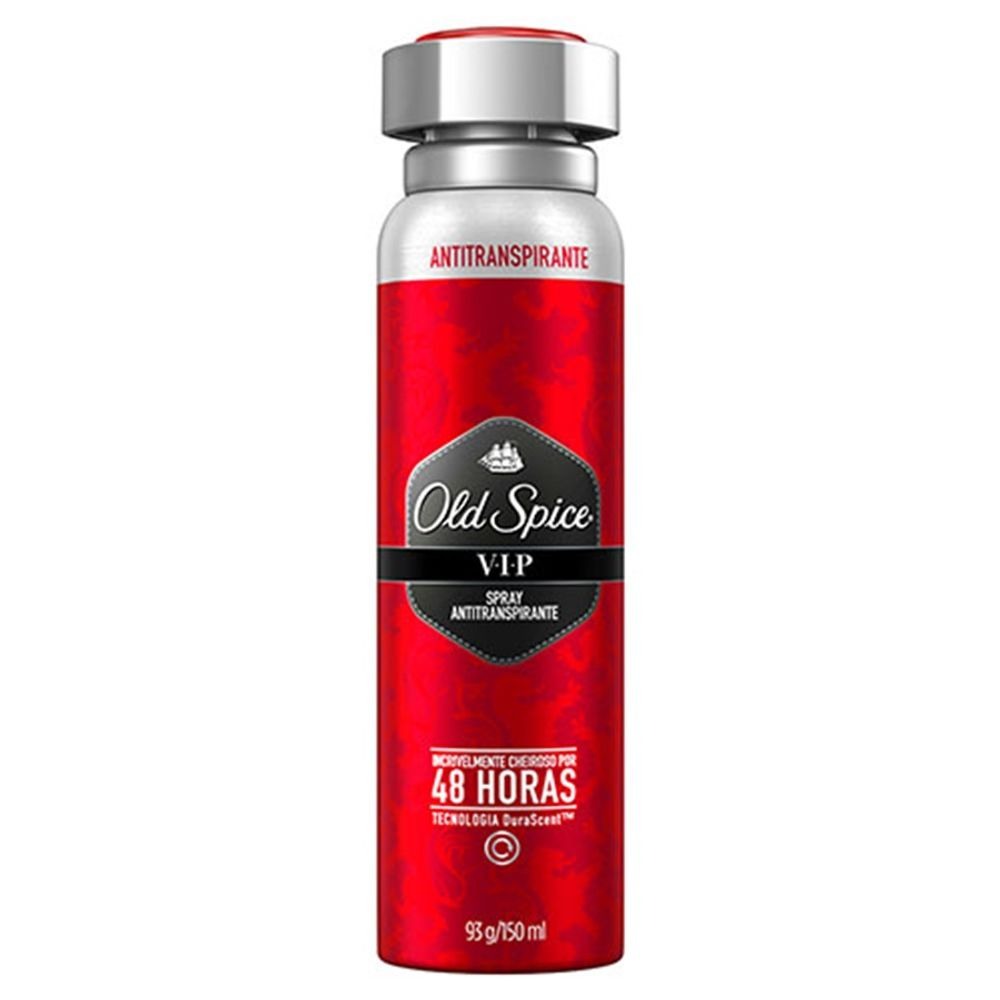 Desodorante Aero Old Spice 150ml Vip - Pc