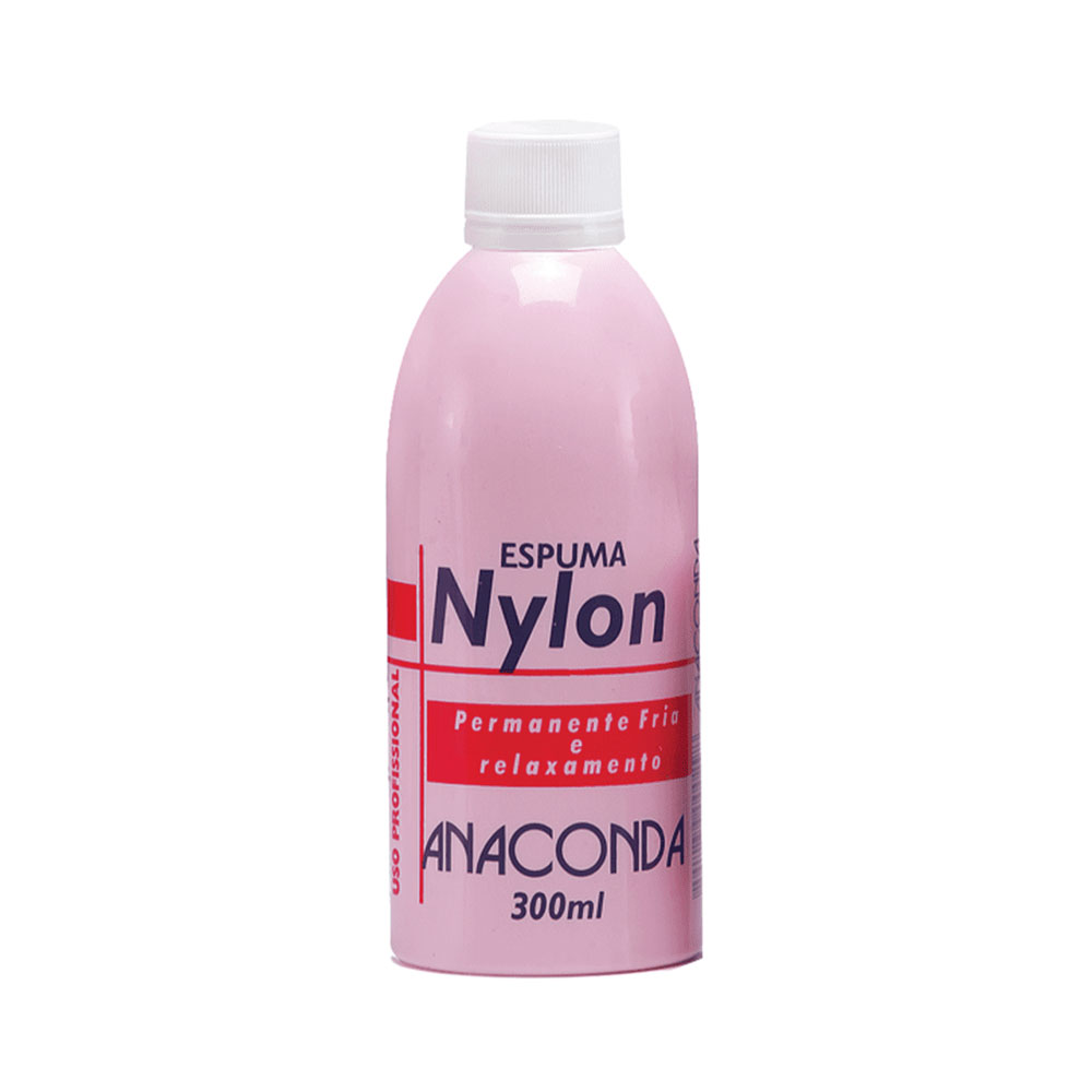 Permanente Líquido Anaconda Espuma Nylon 300ml - Pc