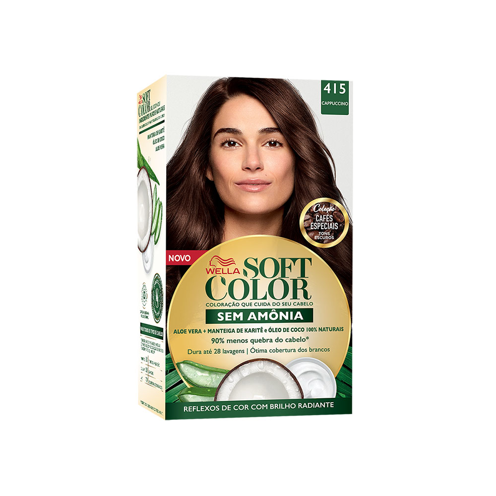 Tint.soft Color Kit(n)4.15 Cappucino - Pc