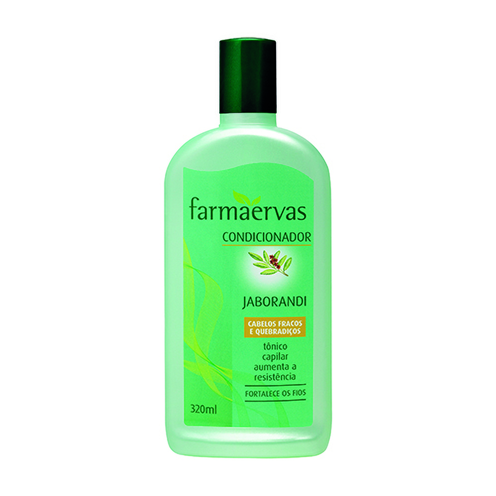 Condicionador Farmaervas 320ml Jaborandi - Pc