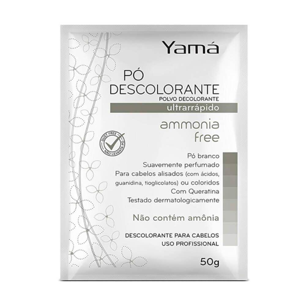 Descolorante Yama 50g Ammonia Free - Pc