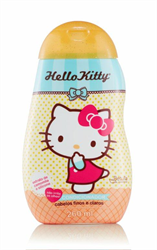 Condicionador Infantil Hello Kitty 260ml Cab.fin.e Cla - Pc