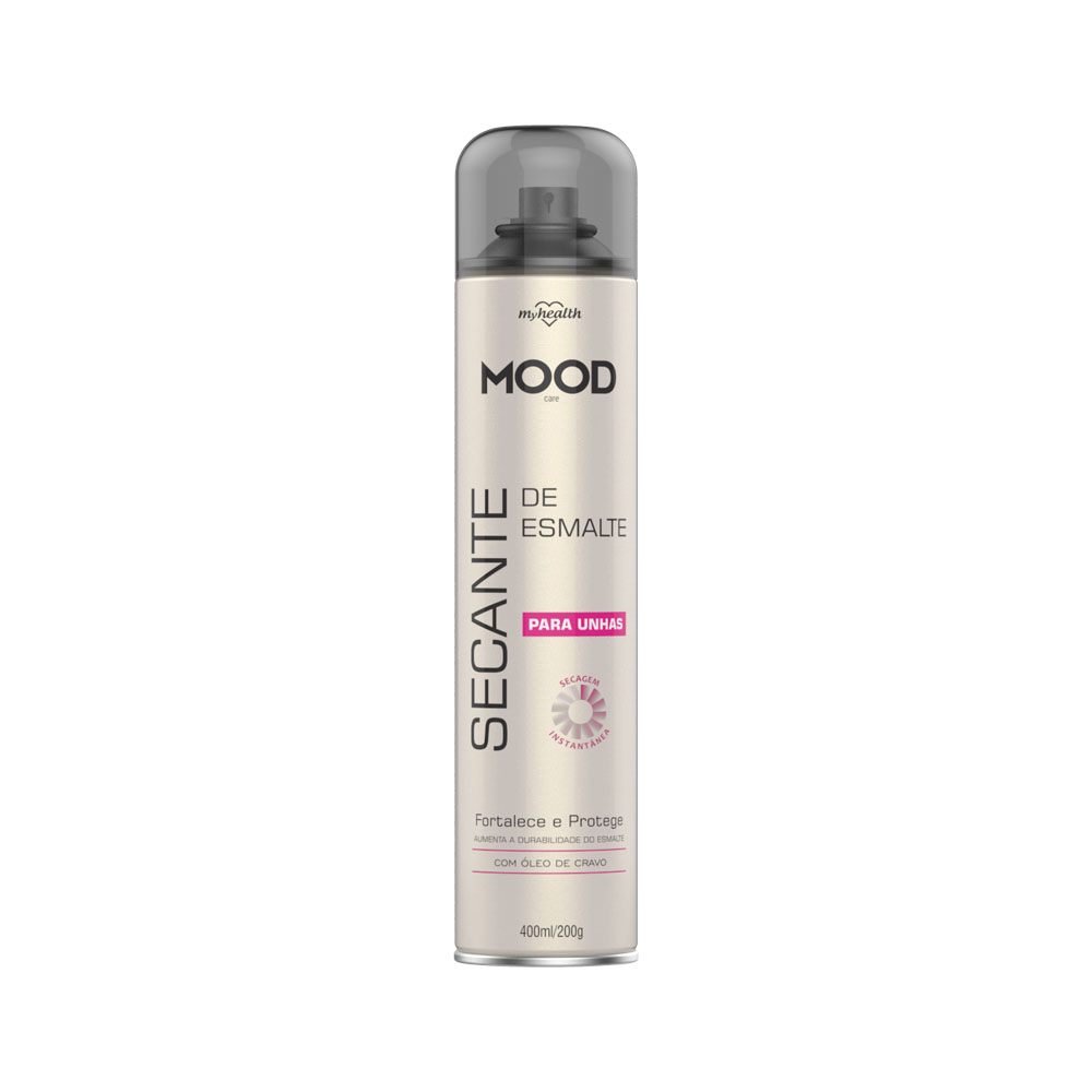 Secante Esmalte Mood Care 400ml Oleo de Cravo - Pc