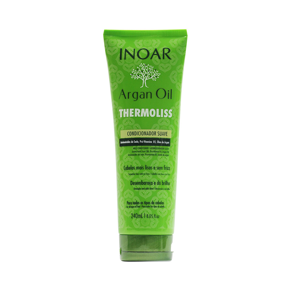 Condicionador Inoar Argan Oil Thermoliss 240ml - Pc