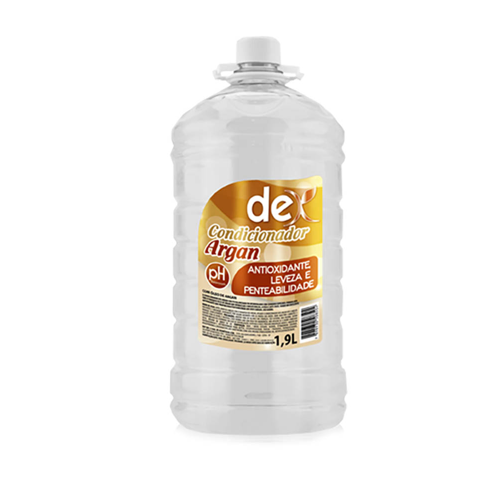 Condicionador Dex Soft Fix 1.9l Argan - Pc