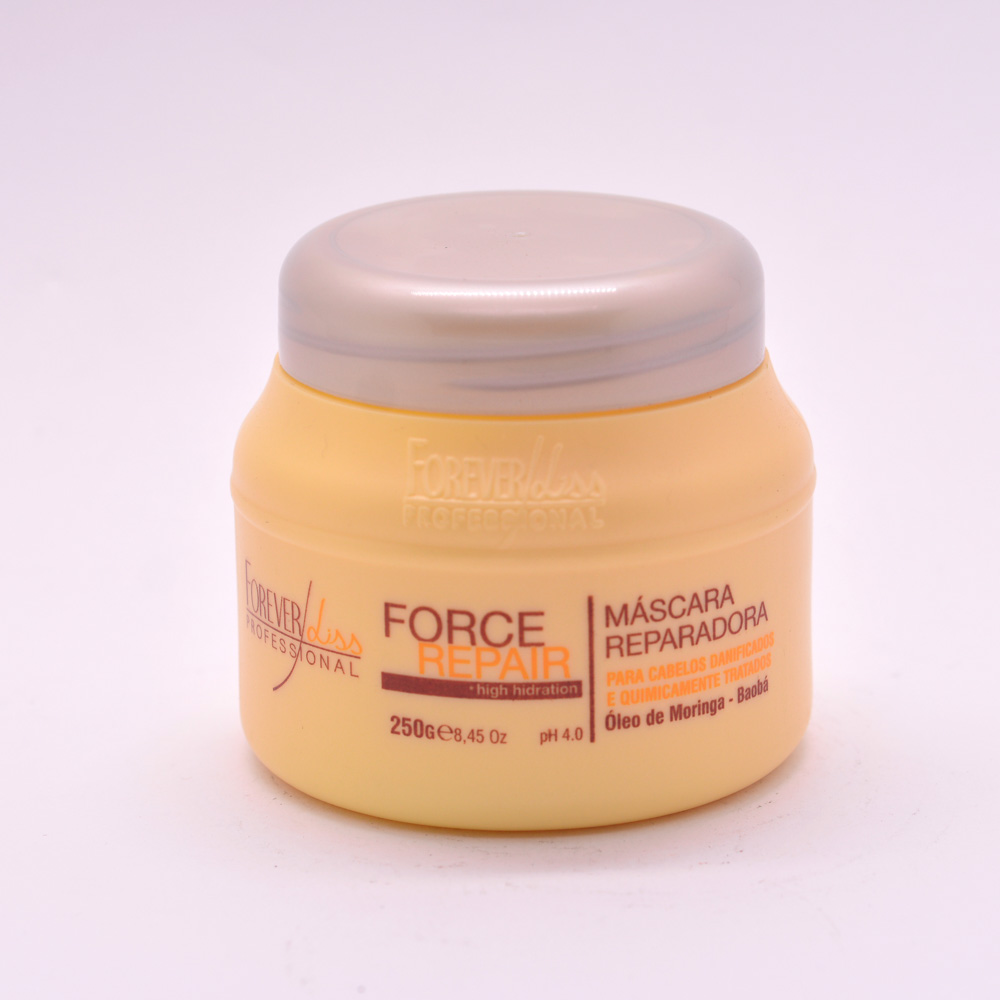 Mascara Force Repair Forever Liss 250g - Pc