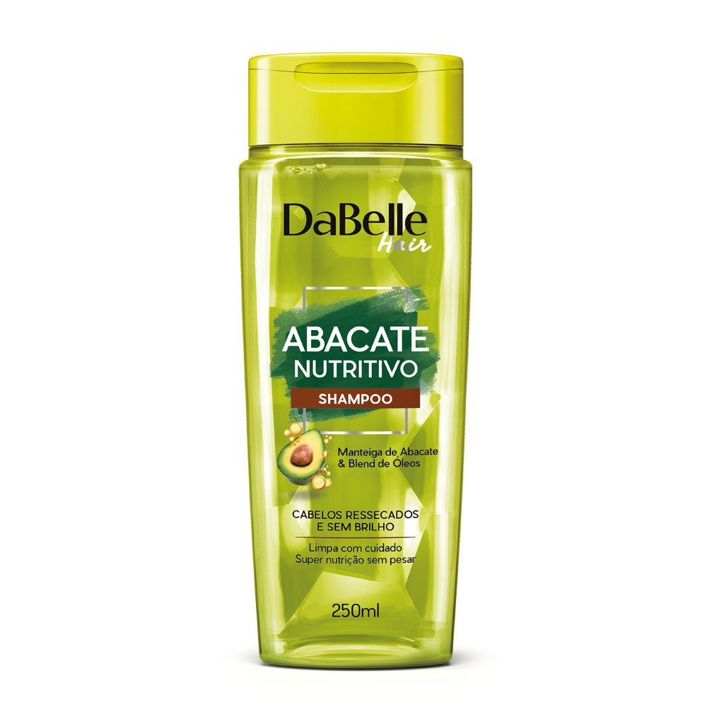 Sh.dabelle 250ml Abacate Nutri. - Pc