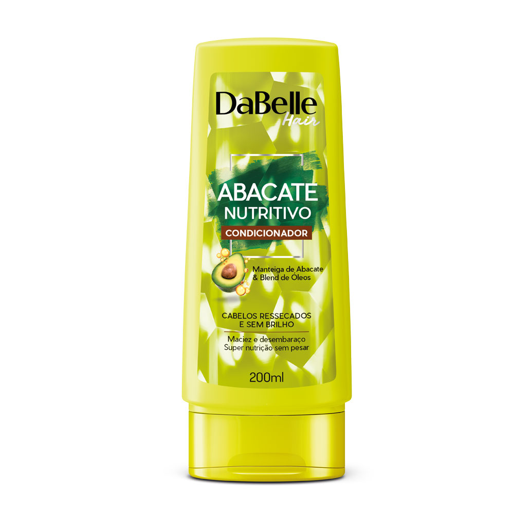 Cond.dabelle 200ml Abacate Nutri. - Pc